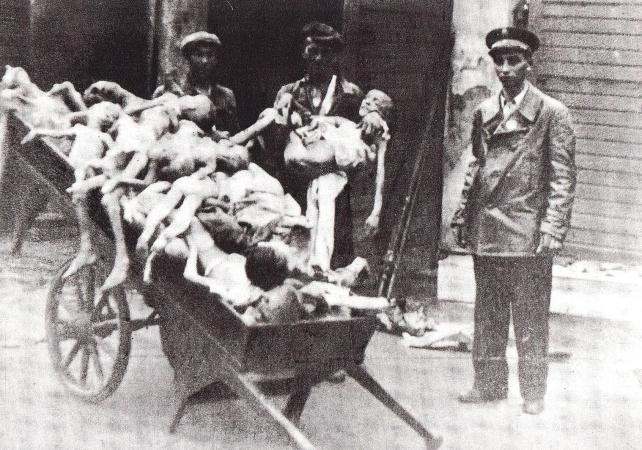 Znalezione obrazy dla zapytania powstanie w getcie warszawskim