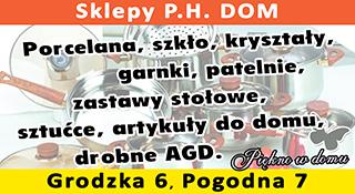 Sklepy PH DOM